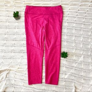 {Outdoor Voices} Warm Up Leggings Hot Pink